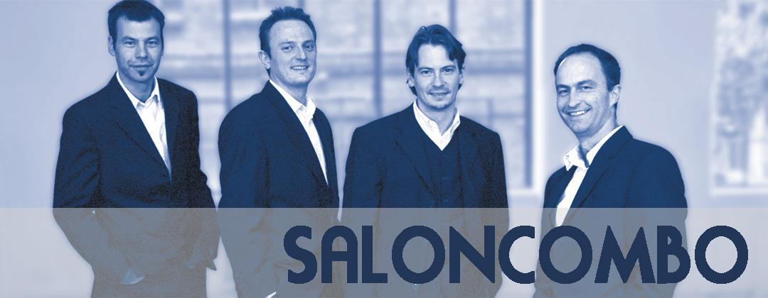 Die Musiker von Saloncombo